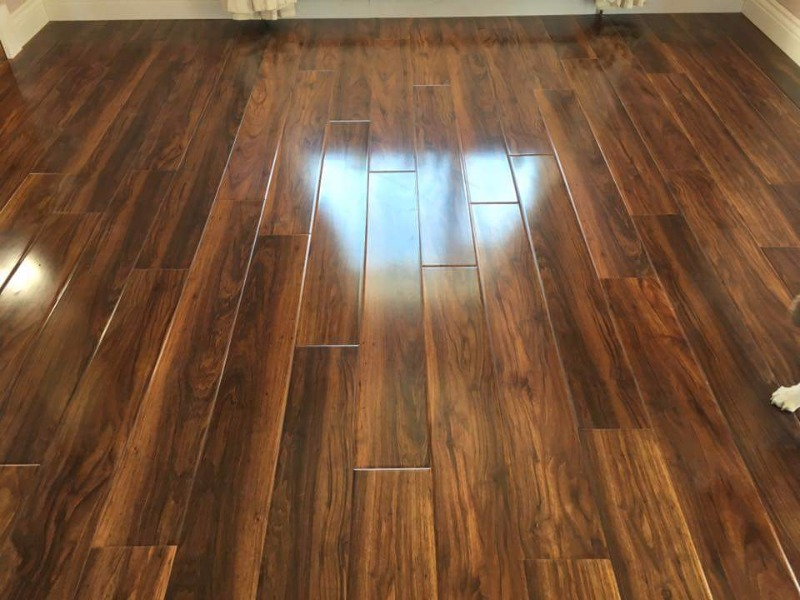Shiny Walnut Laminate Flooring Laminate Flooring Designs